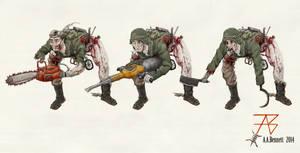 zombot Selection