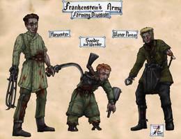Frankenstein's Army: Farming Division