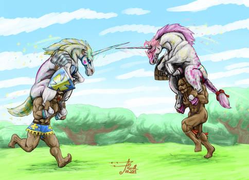 Unicorn Joust