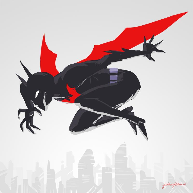 Batman Beyond by ArchaicEphony