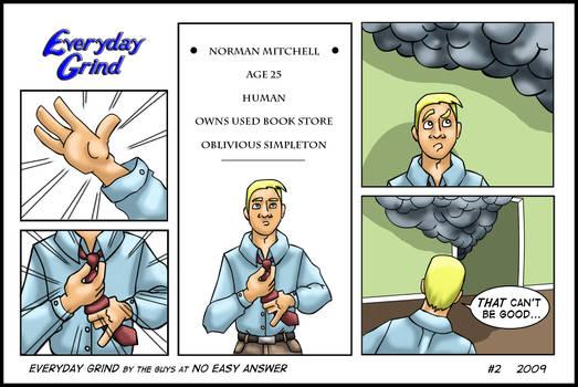 Everyday Grind Comic 2