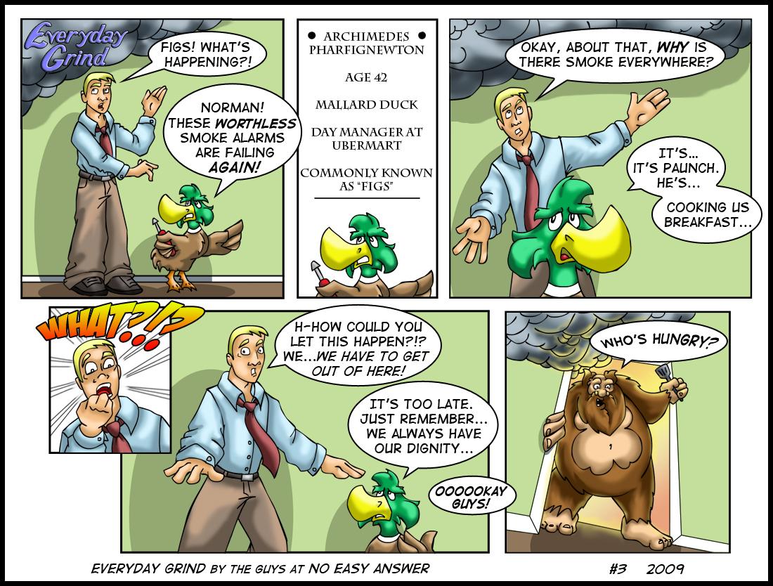 Everyday Grind Comic 3