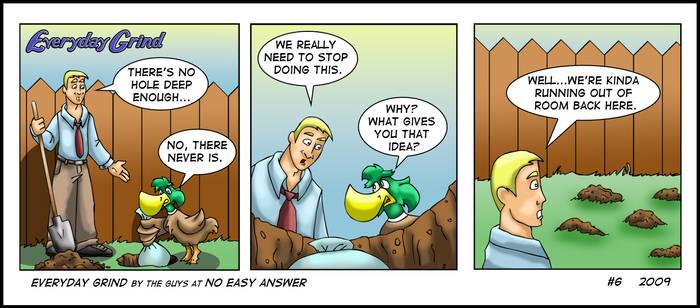 Everyday Grind Comic 6