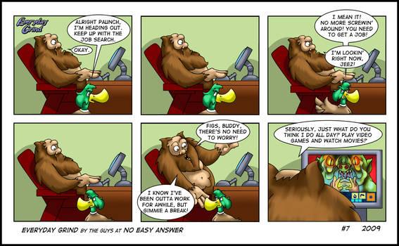 Everyday Grind Comic 7