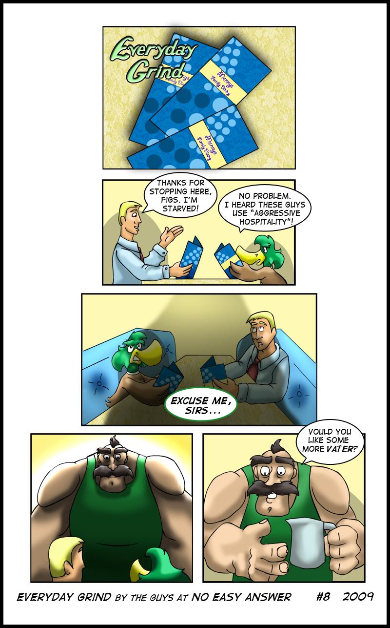 Everyday Grind Comic 8