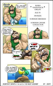 Everyday Grind Comic 9