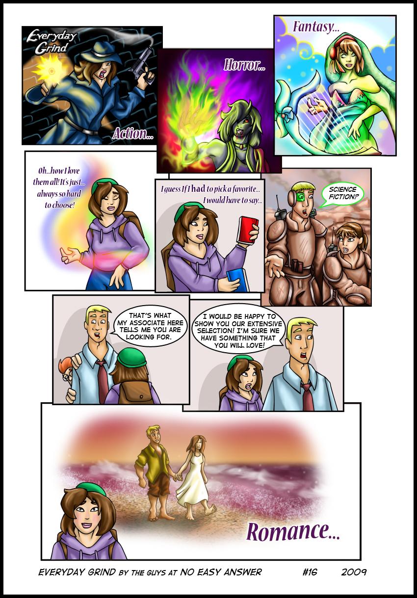 Everyday Grind Comic 16