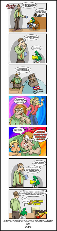 Everyday Grind Comic 23