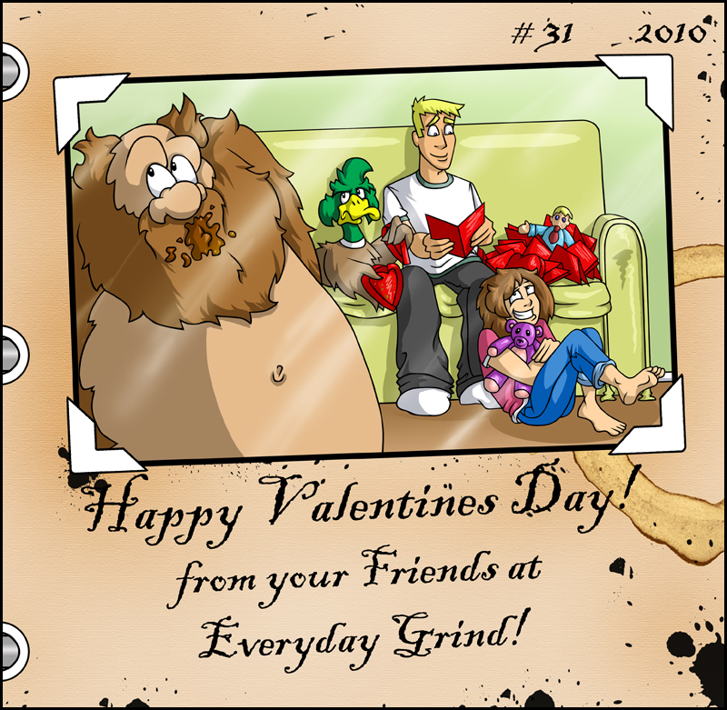 Everday Grind Comic 31