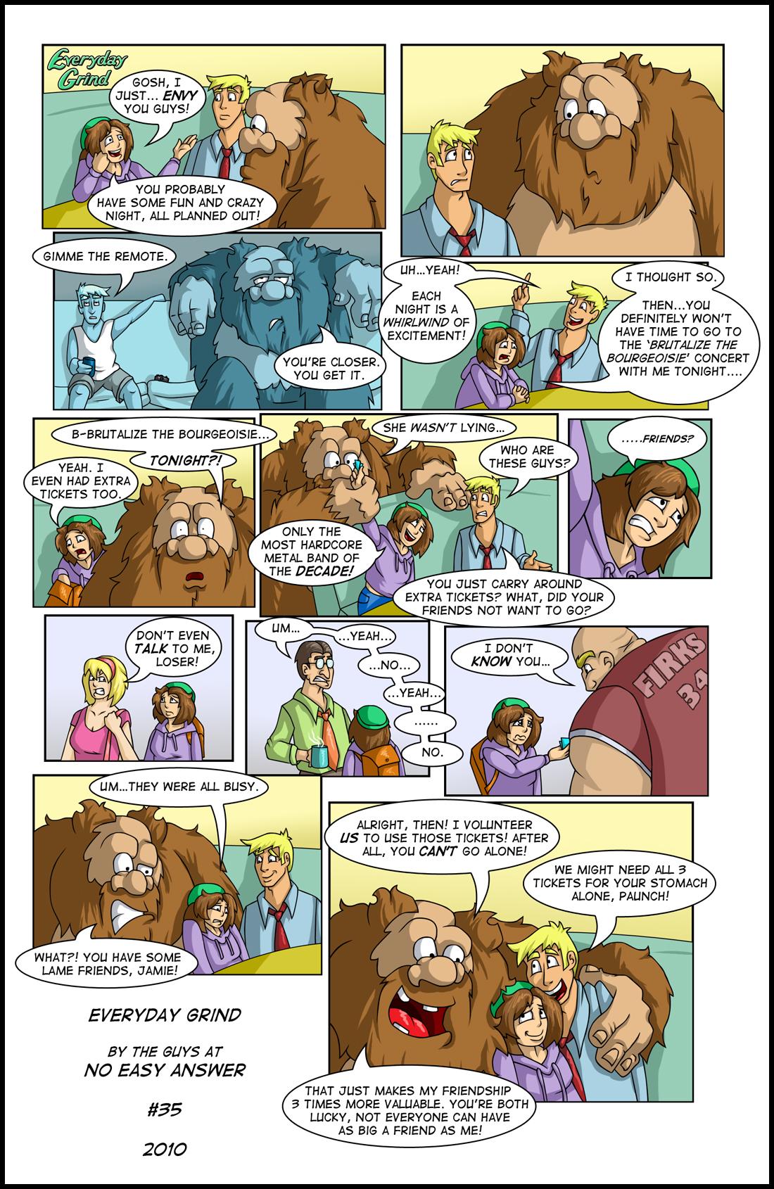 Everyday Grind Comic 35