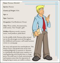 Character Bio: Norman