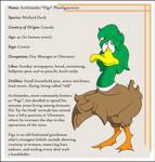 Character Bio: Figs