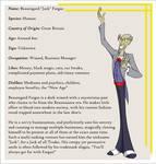 Character Bio: Jack
