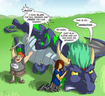 +1 Skill to Dragonslaying