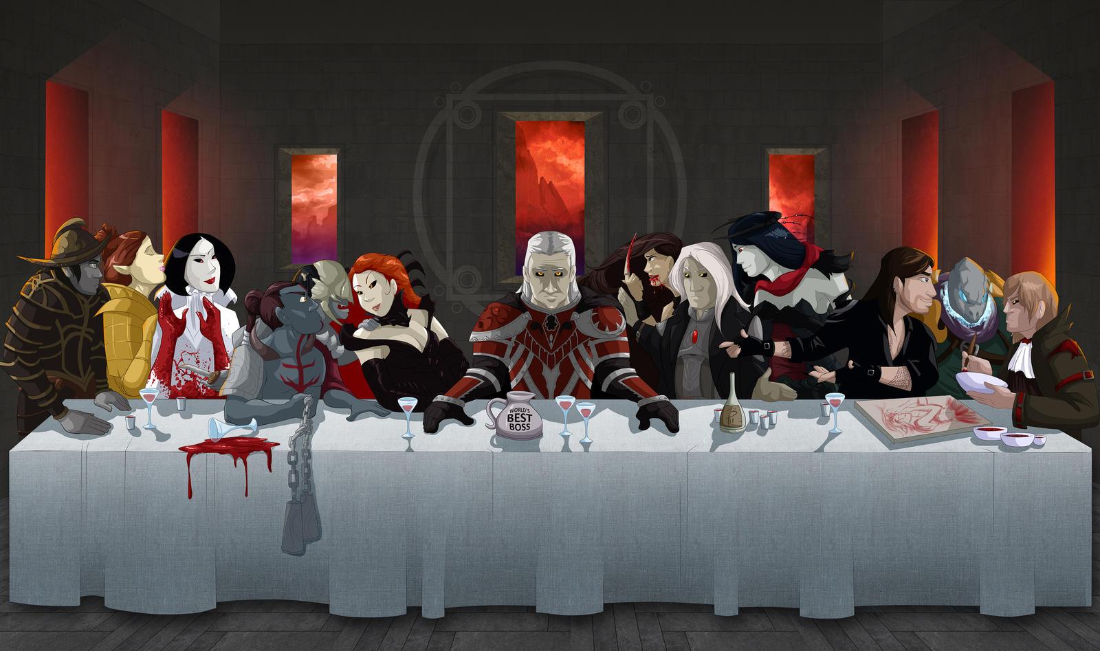 Edgar Markov's Last Supper