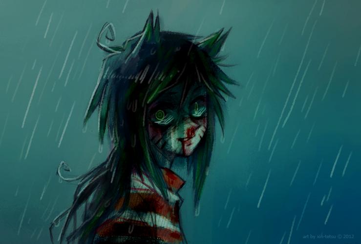 raining by Xin-tetsu