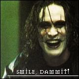 Brandon Lee- Smile, Dammit by hardxcorexapple