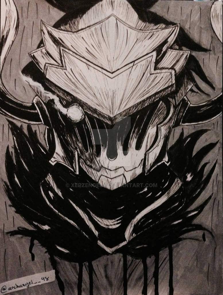 Goblin Slayer Knight By Xerzengelx On Deviantart