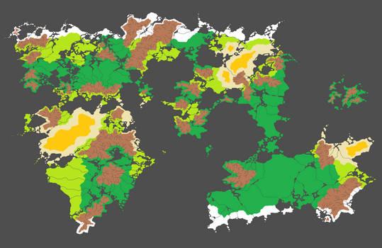 Hazeland map (two)