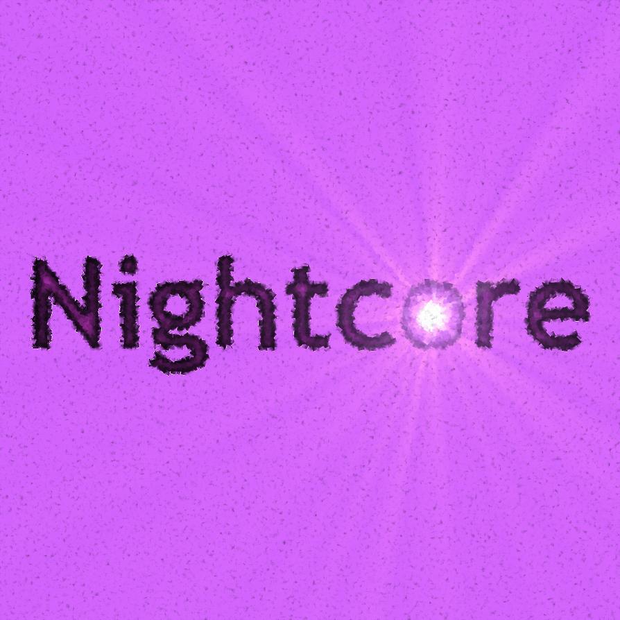 nightcore logo by pavelstrobl on deviantart