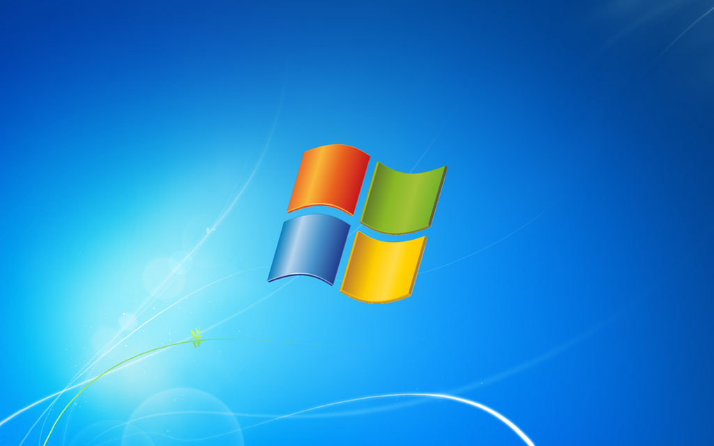 Windows 7 - XP wallpaper by pavelstrobl