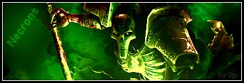 Necrons by ZigurX