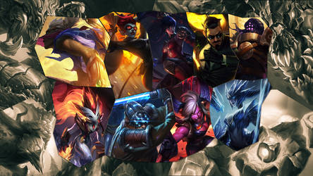 League of Legends - The Jungle by ZigurX