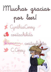 La verdadera despedida   #28 by CynthiaCossy