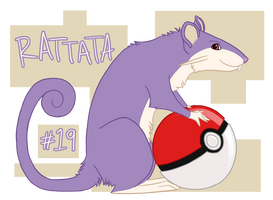 A wild RATTATA appeared by MariahWhy