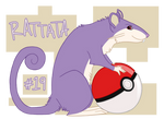 A wild RATTATA appeared