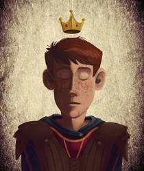 Weasley is Our King by MariahWhy