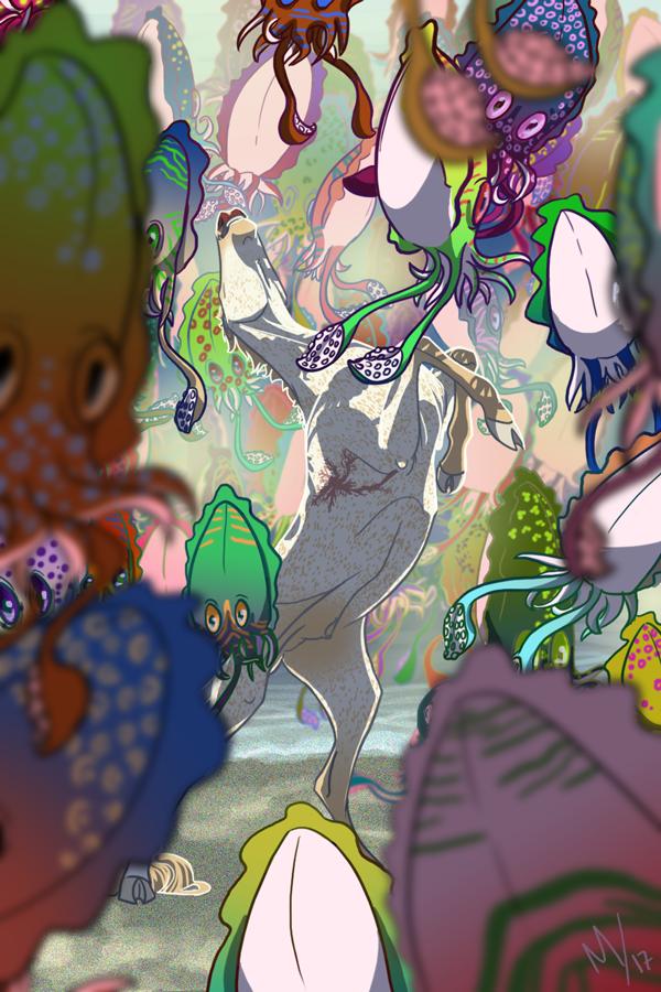 SA | Seven | Sea of Color by MariahWhy