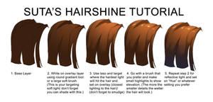 Suta's Hairshine Tutorial