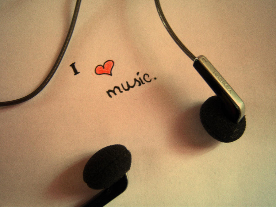 I Love Music Wallpapers