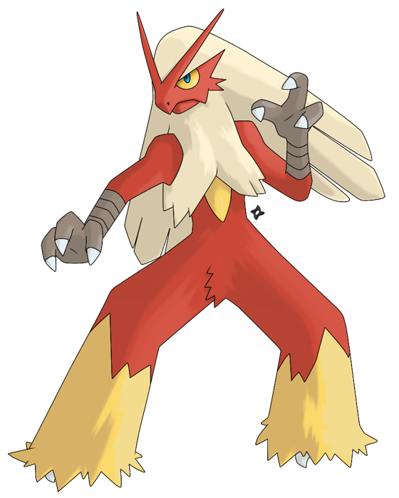 [Resim: pokemon__blaziken_by_kidel-d30mtp4.png]