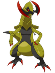 Pokemon: Haxorus