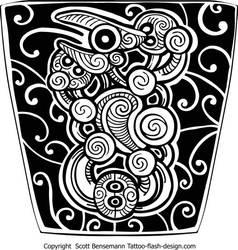 maori sleeve design1