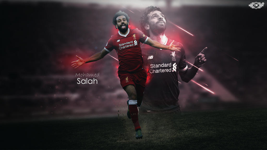 Mohamed Salah Wallpaper By ESLAMELASTORA On DeviantArt