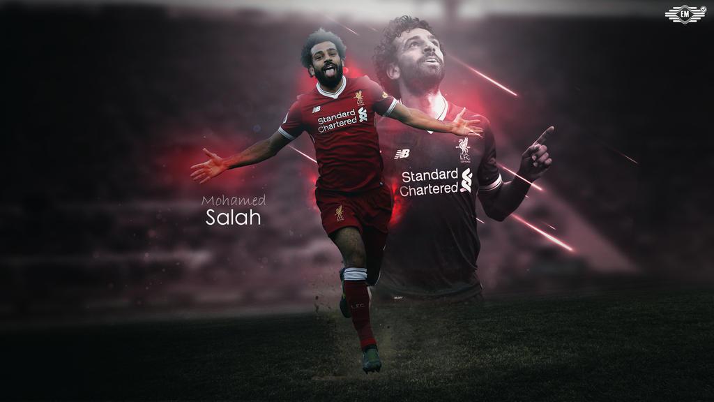 Mohamed Salah Wallpaper By ESLAMELASTORA On DeviantArt