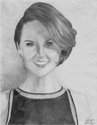 Michelle Dockery by GabrielleCarlson