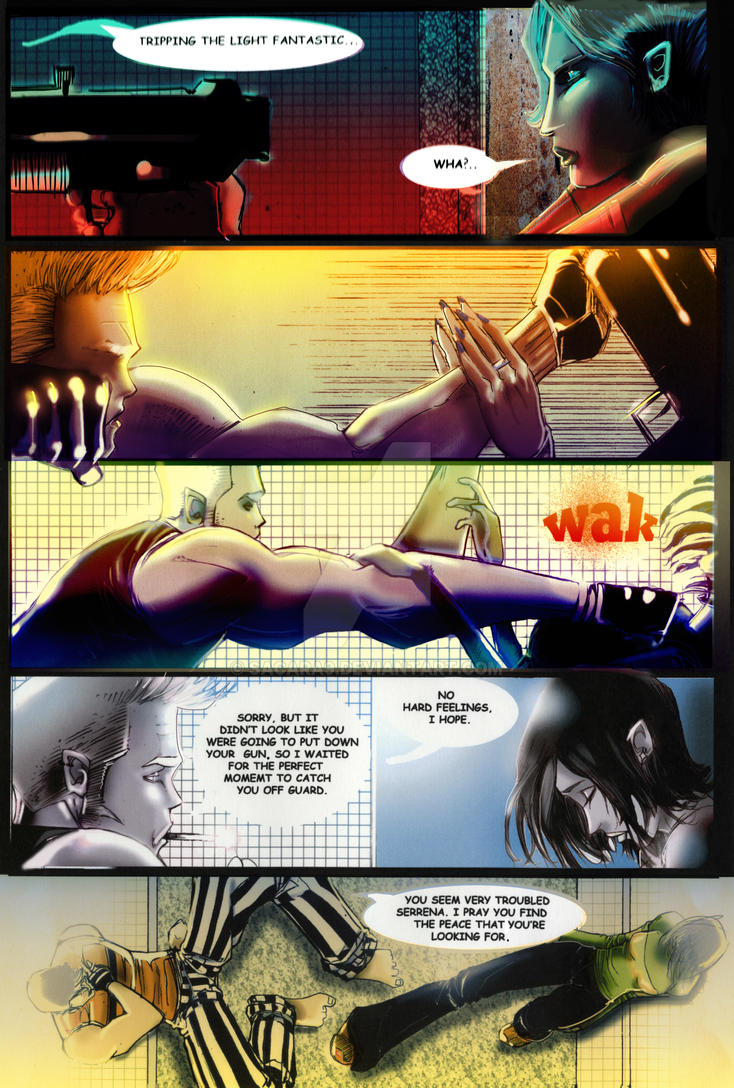 Online Comic p7 by SACARA9