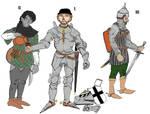 The Third War of the Power: Nortender Warriors. by Peter--88
