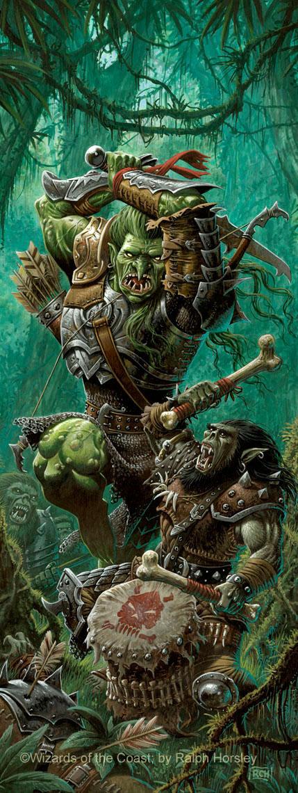 War Troll by RalphHorsley
