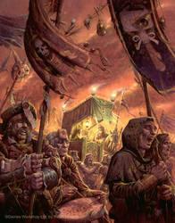 Thousand Thrones by RalphHorsley