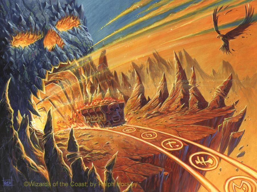 Howling mine by RalphHorsley