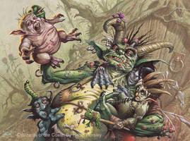 Boggart Birth Rite by RalphHorsley