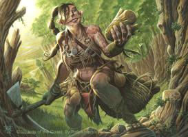 Hillcomber Giant by RalphHorsley