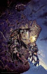 Curse of the Necrarch by RalphHorsley