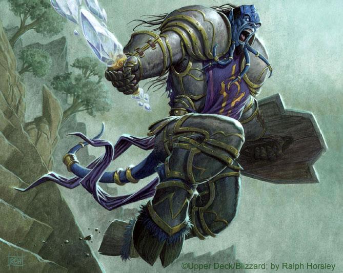 Zaistor the Vigilant by RalphHorsley