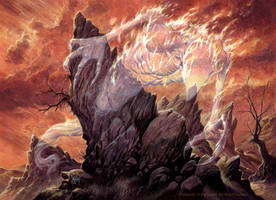 Balefire Liege by RalphHorsley